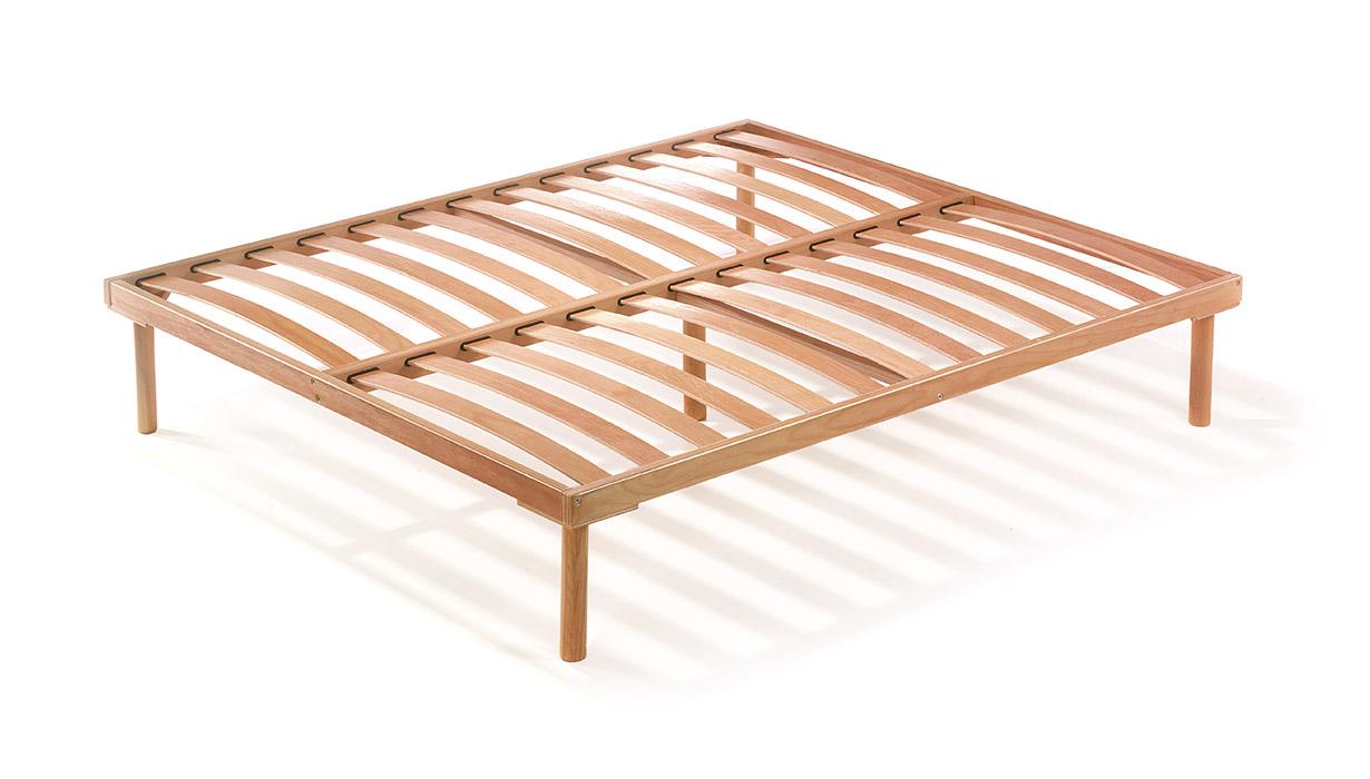 Rete in legno linearete srl - Rete letto legno ...