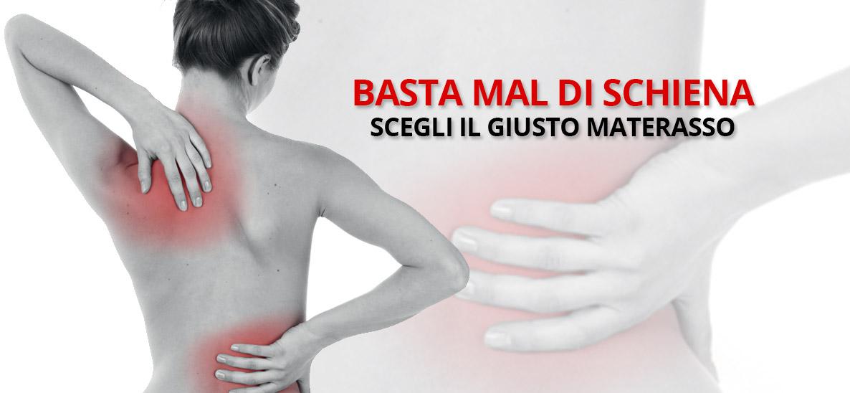 Scegliere Il Materasso Per Il Mal Di Schiena La Lombalgia E La Cervicale Linearete Srl
